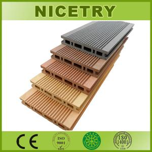 China 2014 Wood WPC DIY Composite Decking Tile Free Sample on sale