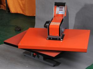 China Pneumatic Digital Heat Press Machine For Tshirt Printing , Double Staion on sale