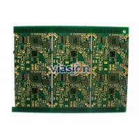 Immersion Gold Multilayer 8 Layer Pcb FR4 TG170 For Power Meters