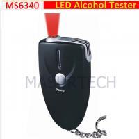 China Digital Alcohol Breath Tester Breathalyzer MS6340 on sale