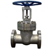 Welded Connecting Ductile Iron Gate Valve Non Rising Stem Type