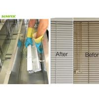 Wood / Roman Shade / Mini Blind And Vertical Blinds Ultrasonic Blind Cleaning Machines