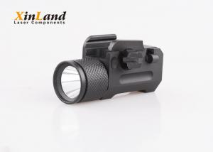 China IP68 Water Proof Rail Mount Flashlight For 250m Tactical Led Gun Light on sale