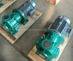 Single Stage Single Suction Chemical Pump