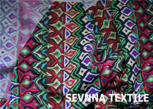 Quality Antimicrobial Digital Recycled Swimwear Fabric Direct Printing Moderate Bottoms for sale