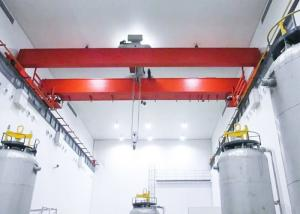 China Remote Controlled Overhead Bridge Crane , 32T Double Girder Bridge Crane on sale