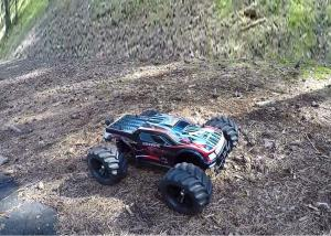 China High CG RC Remote Control Trucks Electric Power for Off Road Terrain on sale