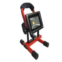 China IP65 Portable 10w Rechargeable LED Floodlight / Outdoor LED Work Flood Lights on sale