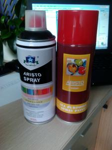 China Multi Purposes Aerosol Spray Paint for Interior and Exterior on sale