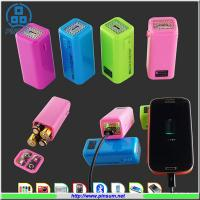 AA battery Power bank portable charger for emergency use