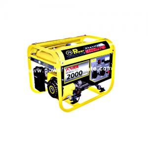 China Generador con mejores ventas del portable de la gasolina de Reino Unido JENSENPOWER 3HP 110v 220v 1.5kva on sale