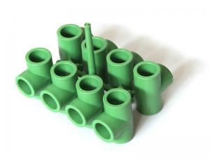 China PP Pipe Fittings Mould-2 on sale