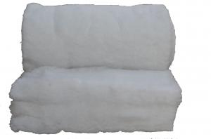 China White Acoustic Polyester Insulation Batts  on sale
