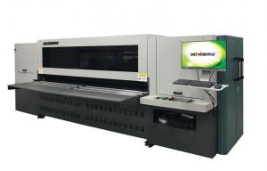 China Automatic Industrial Inkjet Printing Machines , Digital Inkjet Printer on sale