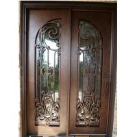 Wrought Iron Entry Door Designs For House home exterior doors