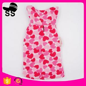 China 2017 Cute Fashion Dog Clothes 95%Acrylic 5%Spandex  60g Pussy Puppies Small Animals Teddy Bear Harness Pet Sweater on sale