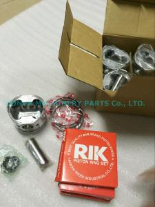China Lightweight Steel Cylinder Liner Kit 4TNE86 Yanmar Diesel Engine Rebuild Kits on sale