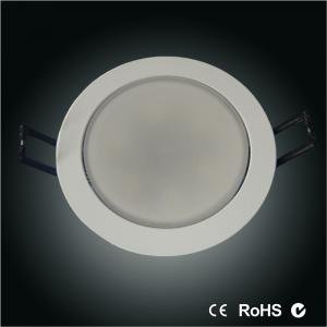 China Anti glare 120 degree Bridgelux / Epistar LED high power led downlight 3w/5w/7w/9w/12w/15w on sale