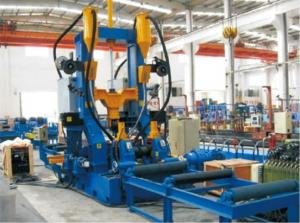 China H-beam combination machine on sale