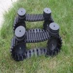 China Nice Quality Robot Rubber Track (118*61*18) wholesale