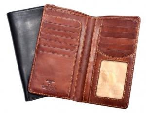 China Real Cowhide Leather Wallet on sale