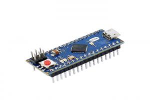 China 5V 16MHZ Arduino Controller Board Mini Micro USB Compatible PCB Board supplier