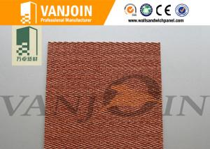China Low Carbon Anti Seismic Soft Ceramic Tiles With Clay Material , Stone Facing on sale
