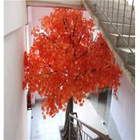 China artificial plant artificial flower White artificial cherry blossom tree / fake cherry on sale