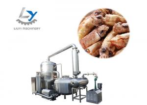 China Commercial Vacuum Fried Chips Machine With Automatic De-Oiling Systems on sale