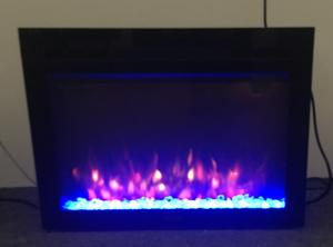 26 Recessed Rv Fireplace If 1326 Insert Electric Fireplace Heater