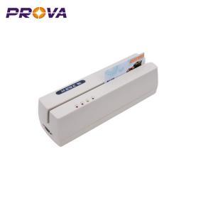 China USB Magnetic Card Reader Writer Encoder , Credit Card Encoder Easy Using on sale