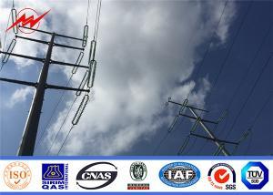 China Kenya Impregnated Utility Telephone Wooden Electrical Poles Galvanized Steel Power Pole on sale