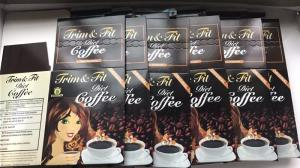 Quality Trim & Fit Diet Coffee For Weight Loss Natural Fitness Slim Coffee for sale
