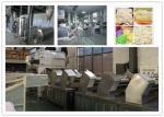 2 to 14 tons flour using fresh noodle production line making Ramen Noodle