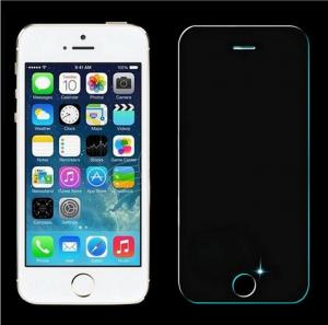 China 2016 Top Quality 9H 2.5D 0.3mm Nano Tech Premium Tempered Glass Screen Protector for Iphone 5 5S on sale