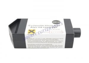 China Black Color Lectra Alys Ink Cartridge 703730 For Lectra Plotter Parts on sale