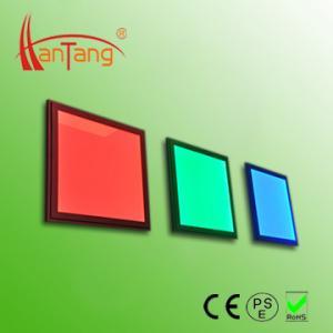 China 15W RGB Color Chang Square LED Panel Indicator Light 300*300mm Long Lifespan on sale