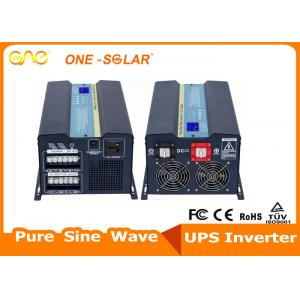 China 2KW Low Frequency Hybrid Solar Inverter With PWM Solar Charger on sale