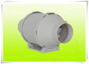 China Inline Mixed Flow Fan Plastic mixed axial flow fan price on sale