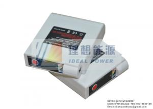 China Smart Temperature Control Lithium Heated Jacket Battery with LED Display on sale