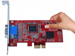 China 4CH HDMI Video Capture Card for pc 10 Bit AD Converter PAL / NTSC TV on sale