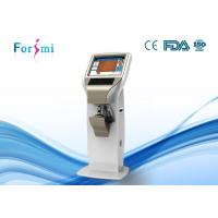 White Skin Analyzer Machine For Deep Skin, Wrinkle, Speckles Analysis