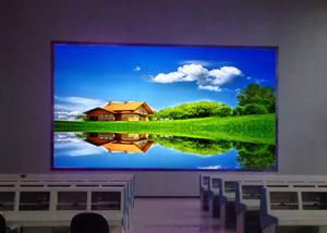 China 1.92mm Indoor Ultral HD LED Display For Conference Large View Angle on sale