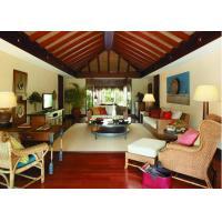 China Muebles de madera de la sala de estar de Indonesia del chalet del hotel tropical del estilo únicos on sale