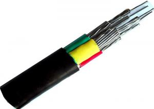 China 600V 1000V 400 Sq mm PVC Insulated Cables , Copper / Aluminum Conductor Cable on sale