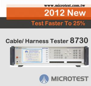 China 【MICROTEST】CABLE TESTER 8730---Made in Taiwan on sale