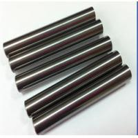 YG6X Tungsten Carbide Rods / Wood Cutting Tools Tungsten Carbide Rounds