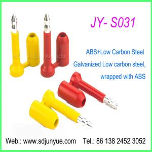 China High Security Bullet Seals (JYS031) , Container Bolt Seal on sale