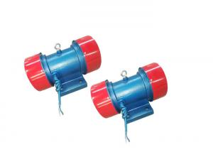 China ISO Approved Industrial Vibrating Motor With Horizontal Installation on sale