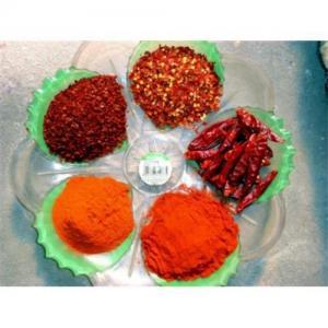 China Supply Chilli and chilli pruducts on sale